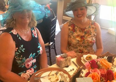 High Tea and Hats Luncheon