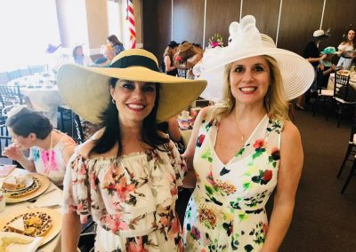 High tea and hats luncheon 2018